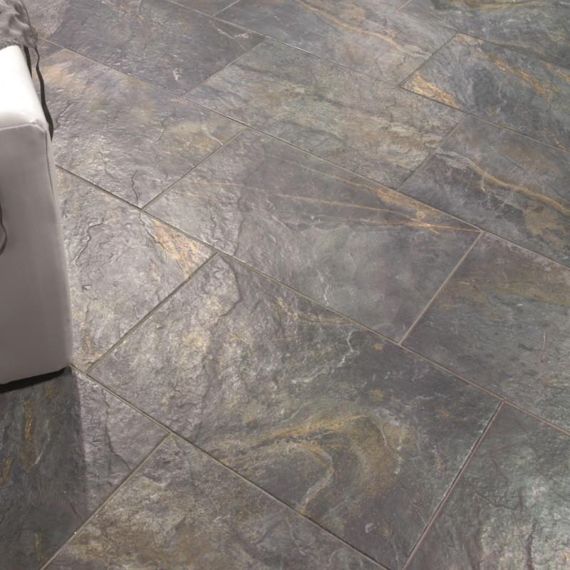 Grey Slate Tile Houzz