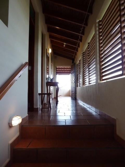 Villa Pavela tropical-hall