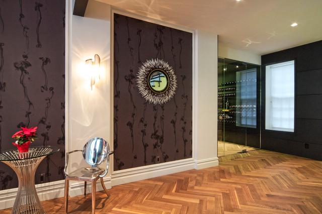 vin de garde wine cellars inc new york modern hall new york by vin de garde cellar. Black Bedroom Furniture Sets. Home Design Ideas