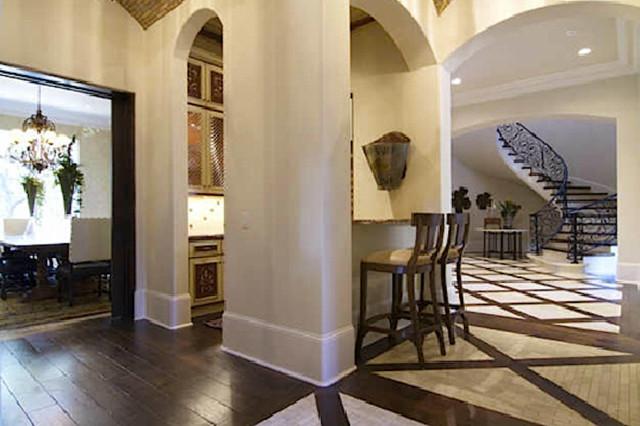 Vining Design Associates traditional-hall