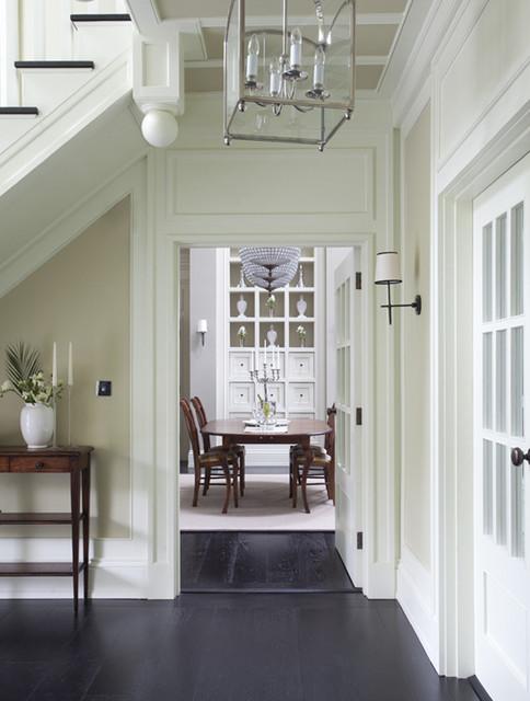 Wall Morris Design New England Style House Ireland
