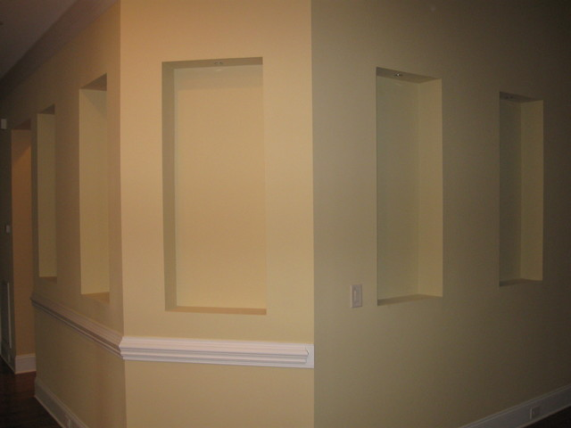 Wall niches - Modern wall niche designs ...