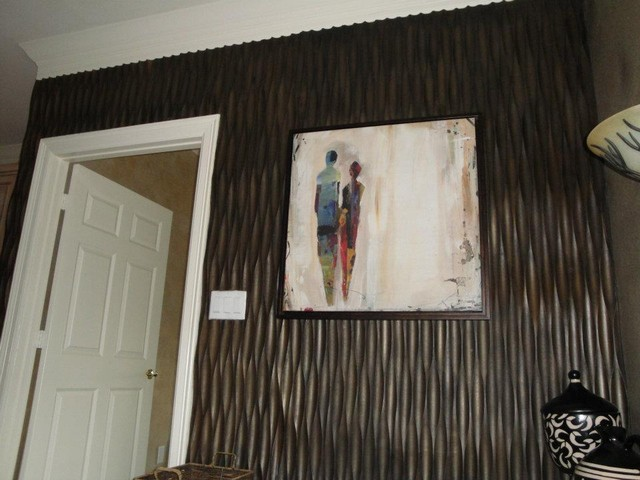 Wall Panels eclectic-hall