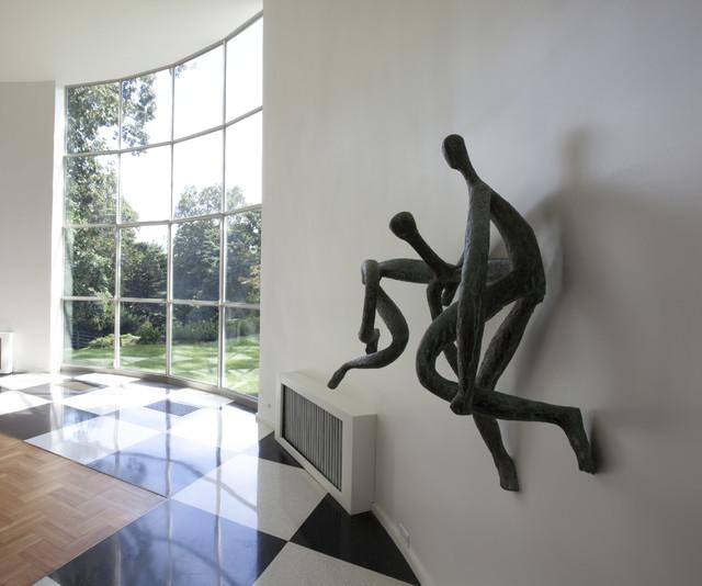 Wonderful Tall Modern Floor Sculptures - Home Design Ideas FE63
