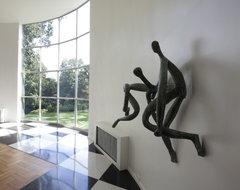 Wallace K. Harrison Estate modern-hall