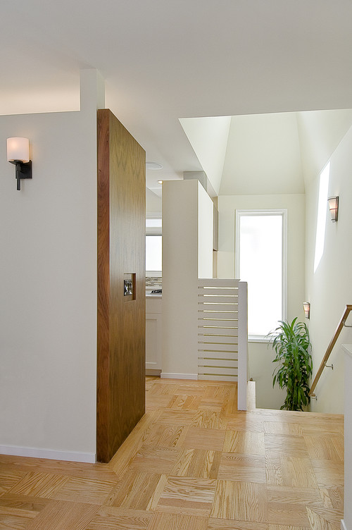 Where are the sconces from on the stairway please? -Thank you. - Houzz