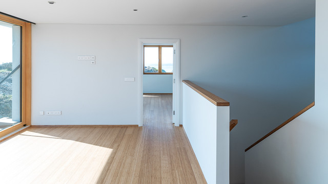 Contemporary Hall Cork West Cork, New Passive House contemporary-hall