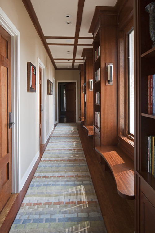 How To Improve The Feng Shui Of A Long Hallway The Road