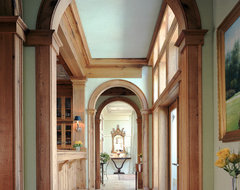 Wetmore Residence traditional-hall