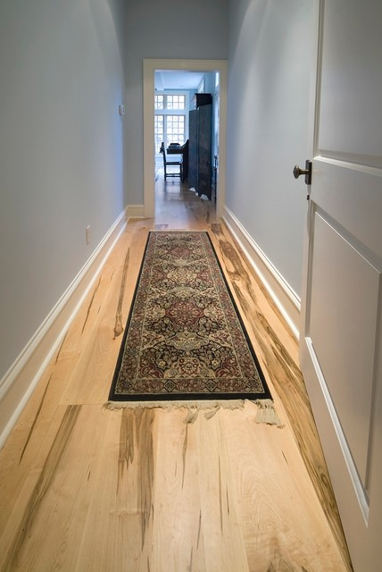Wide Plank Flooring Projects In New York, New Jersey & Connecticut rustic-hall