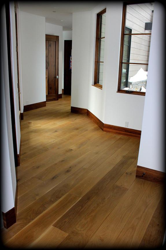 Wide-Plank Oak