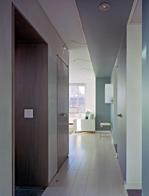 Zeckendorf Towers Residence contemporary-hall