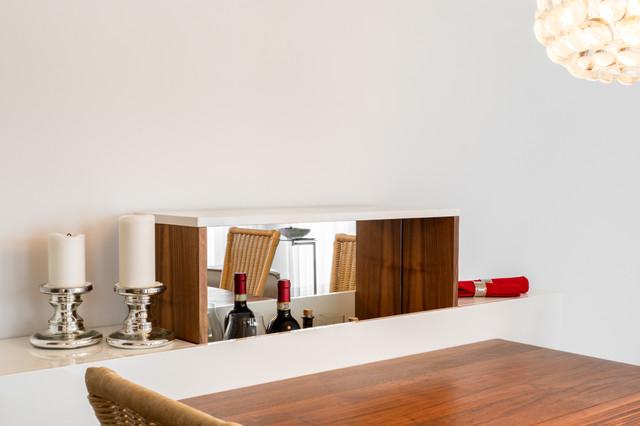 Wohnzimmer Neugestaltung Modern Hausbar Sonstige
