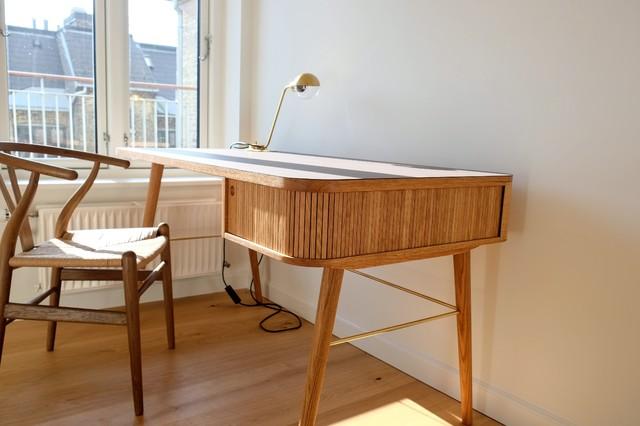 retro skrivebord Specialdesigskrivebord   Retro   Hjemmekontor   København   af  retro skrivebord