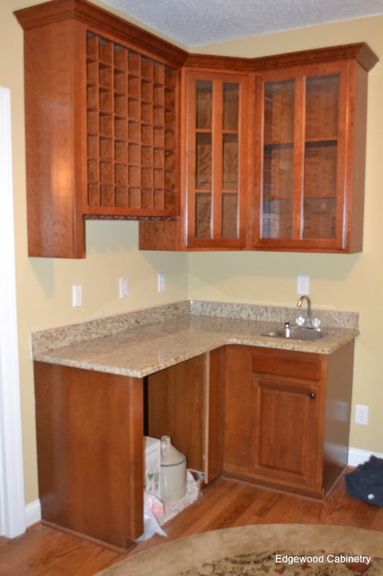 Addition To Wet Bar contemporary