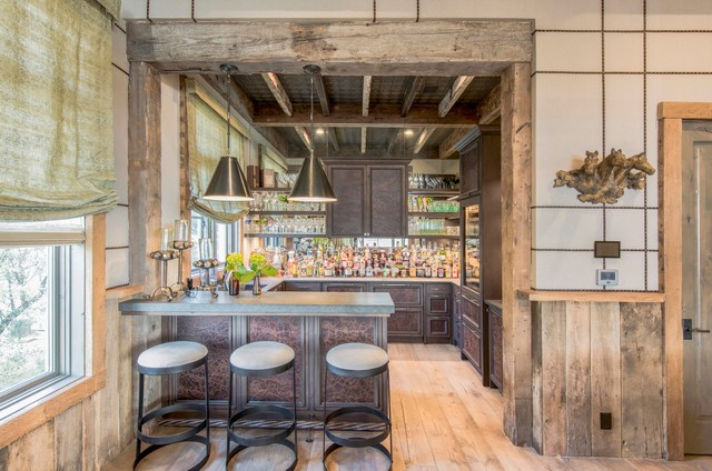 Trending: The Most Popular New Home Bars of Summer 2018
