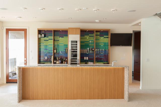 Bar modern-home-bar