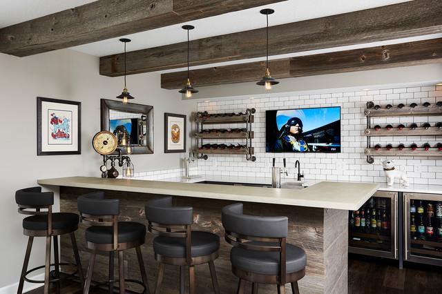 Bar for R house design