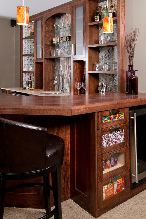 DIY Home Bar Parts