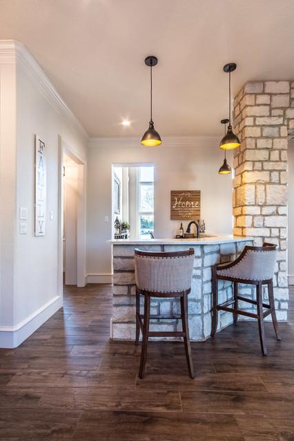 Bayou Road - Kitchen Remodel home-bar