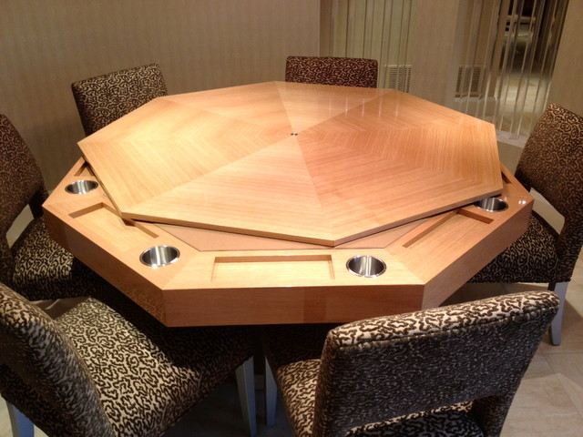 Card Table By Mitchell Exclusive Billiard Designs