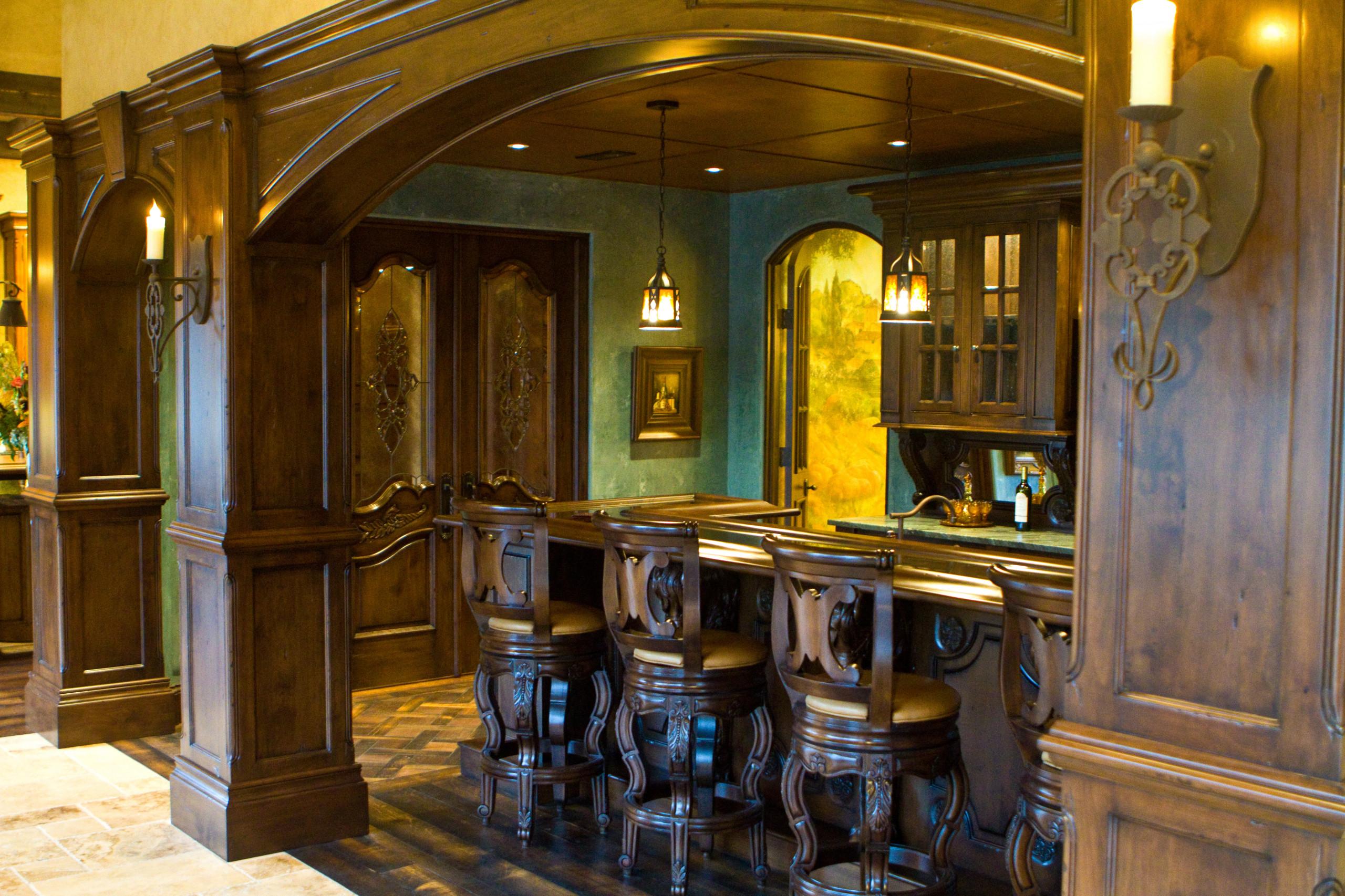 Chateau Kitchens Showroom Pub