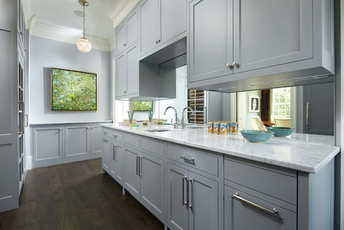 Are Gray Cabinets Here To Stay?