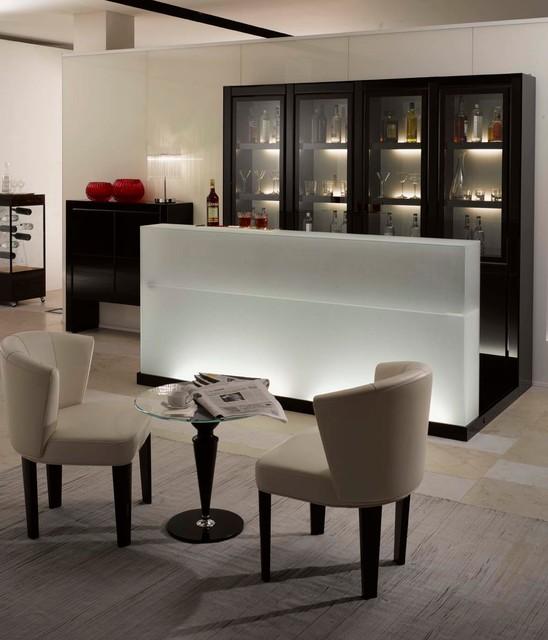 Contemporary Home Bars Contemporary Home Bar Miami By Cassoni Furniture Accessories