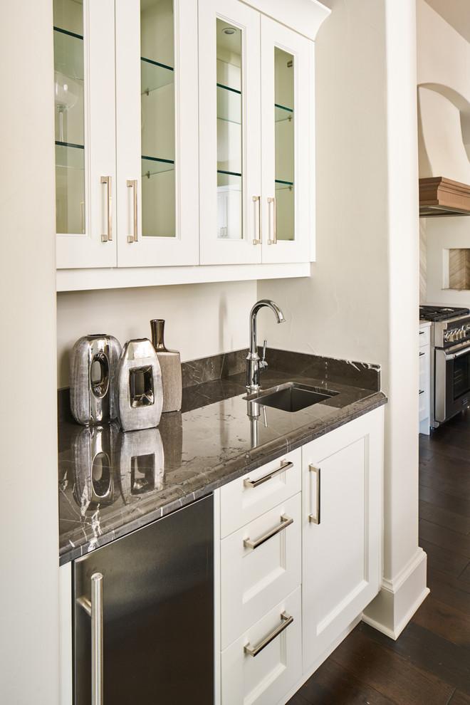 Custom Nic Abbey Luxury Home Kitchens Transitional Home Bar Austin By Nic Abbey Luxury Homes By Lisa Nichols