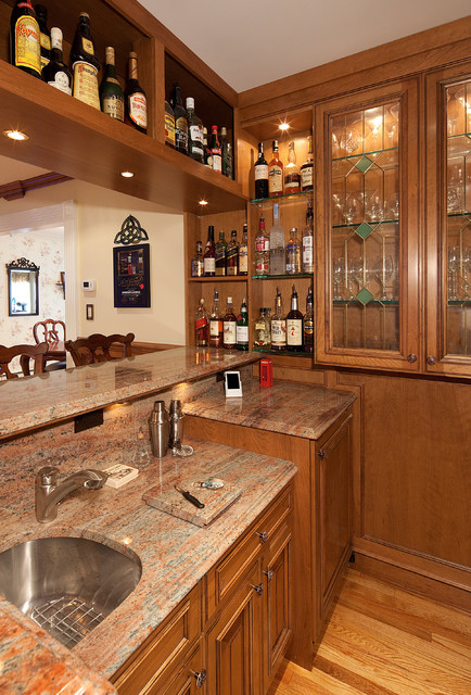 Custom Wet Bar Massapequa NY