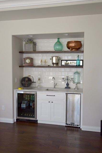 East Nichols Place - Transitional - Home Bar - Denver - by ...