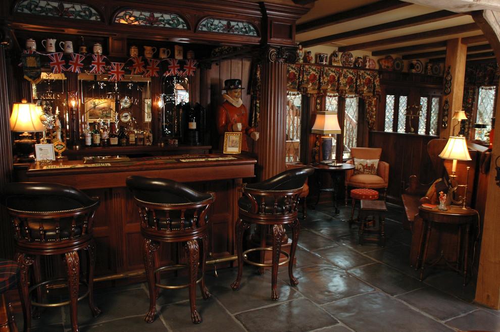English Style Basement Pub, Pub Style Basement