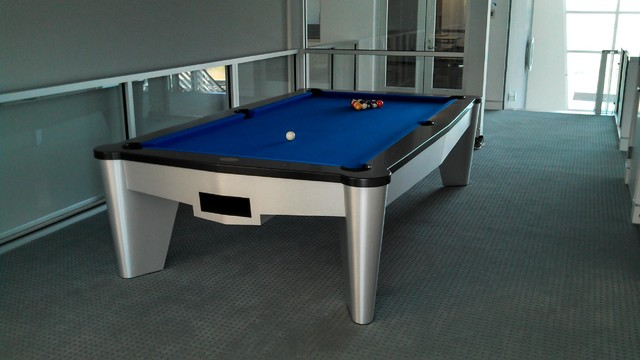 excalibur pool table modern living room seattle by mitchell exclusive billiard designs. Black Bedroom Furniture Sets. Home Design Ideas