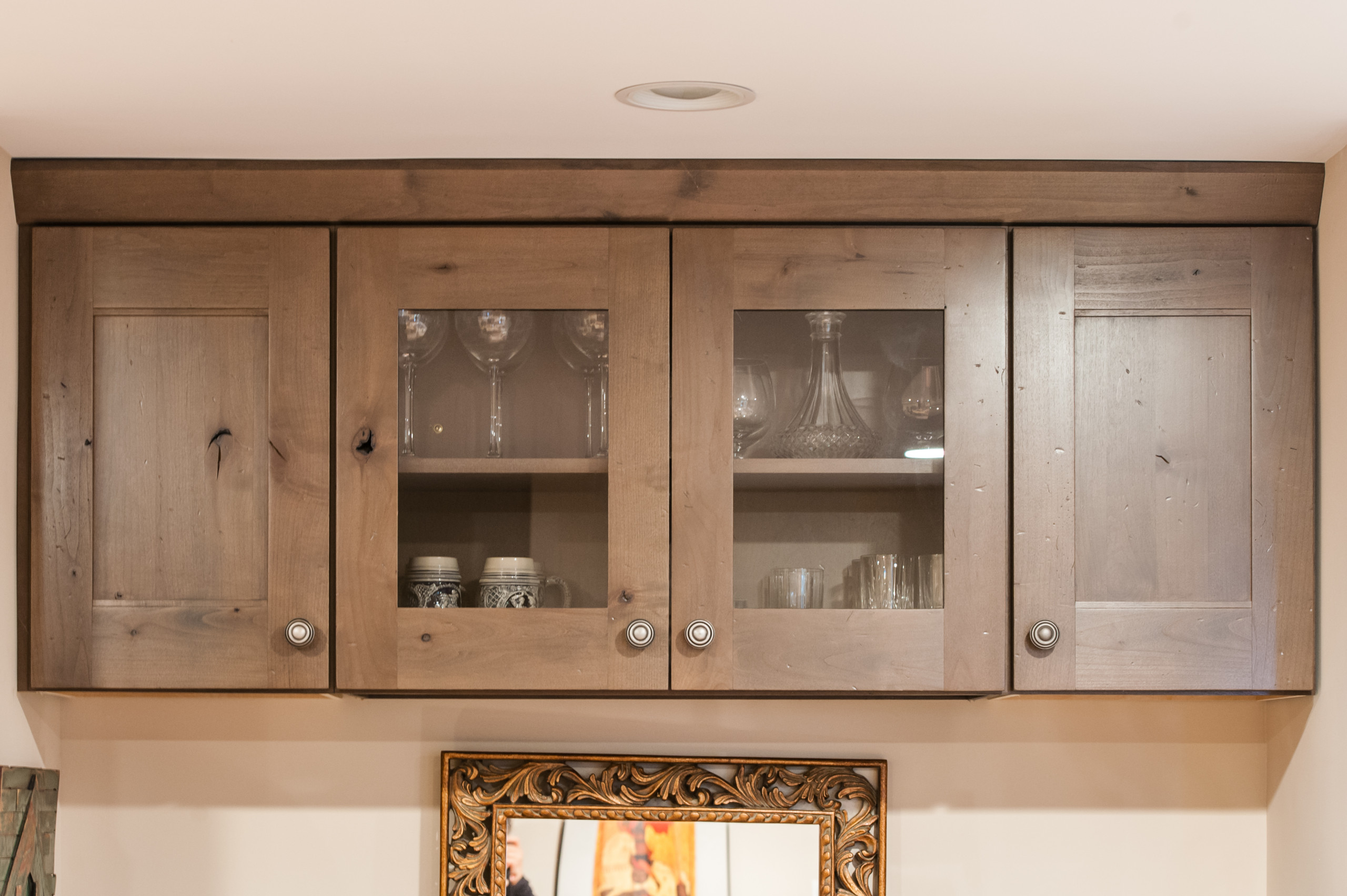 Fairfax, VA Built-In Cabinetry and Workspace