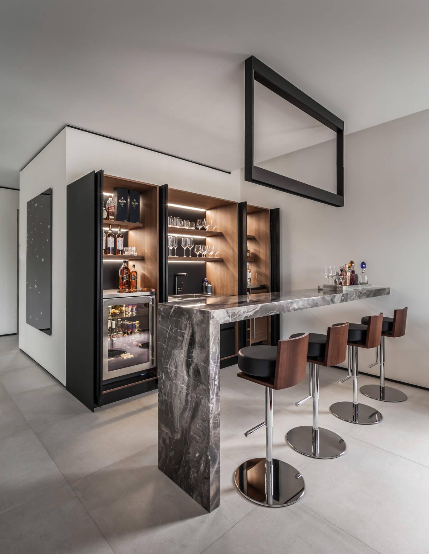 75 Beautiful Contemporary Home Bar Pictures Ideas November 2020 Houzz