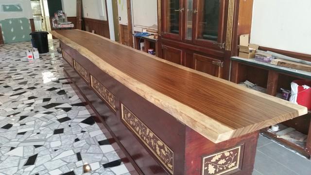 Guanacaste Live Edge Bar Table Tops