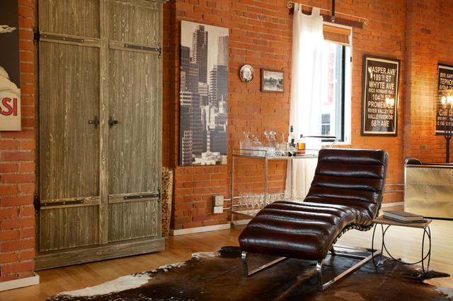 Interior Designers Decorators Hard Loft Space Industrial Home Bar