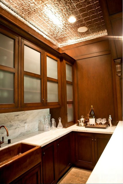 Hdc Osborne Cabinets And Millwork Traditional Home Bar