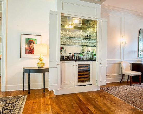 Hidden wet bar design ideas pictures remodel and decor for Hidden home bar ideas