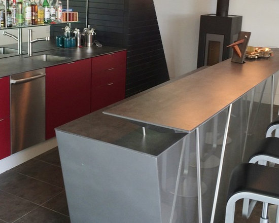 Garage Home Bar Design Ideas, Pictures, Remodel & Decor