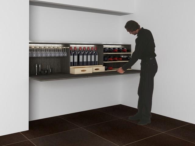 home bar. Black Bedroom Furniture Sets. Home Design Ideas