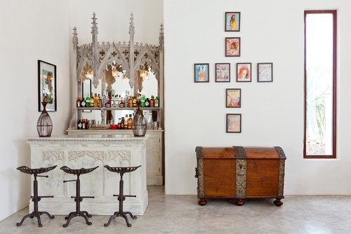 Decorate For Gothic Neo Gothic Design Effect