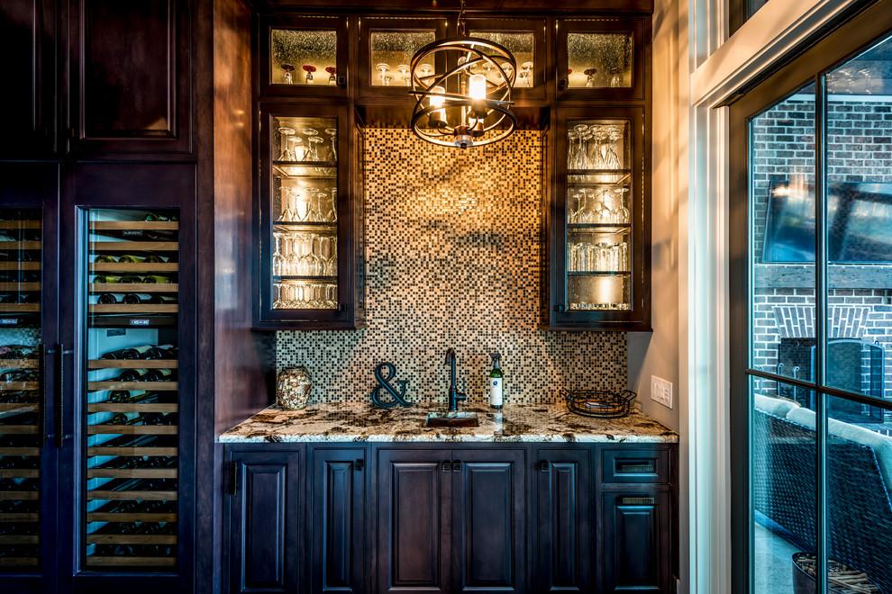 Impressive Home Bars - Traditional - Home Bar - Atlanta ...