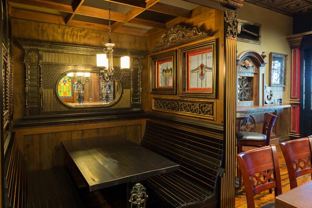 Irish Pub - Eklektisch - Hausbar - Atlanta