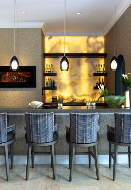 Jax Intracostal contemporary-home-bar