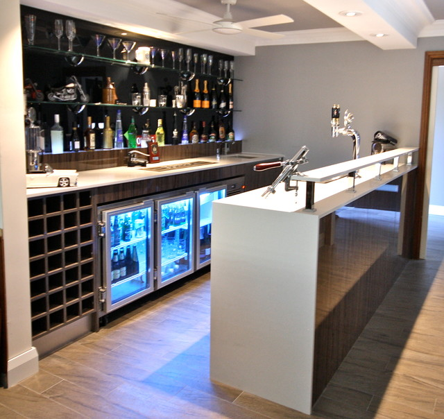 Home Bar Design Ideas Houzz: Kitchens By Emanuel