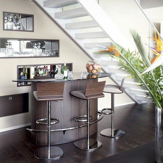 l 39 art de vivre modern home bar. Black Bedroom Furniture Sets. Home Design Ideas