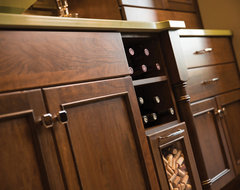 Limelight Wet Bar traditional-