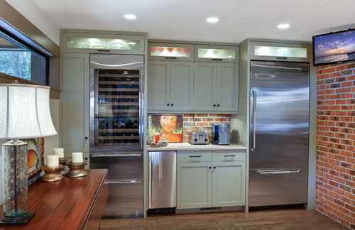 Makeover Monday Best Wine Refrigerators And Wine Rooms