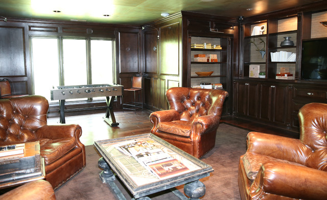 Outstanding Man Cave Cigar Bar Transitional Home Bar Download Free Architecture Designs Scobabritishbridgeorg
